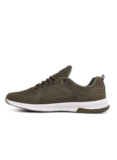 Slazenger Slazenger TAPE Sneaker Erkek Ayakkabı  Haki